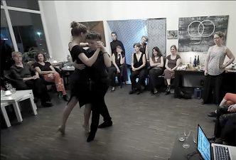 Yana Khalilova and Victoria Geier