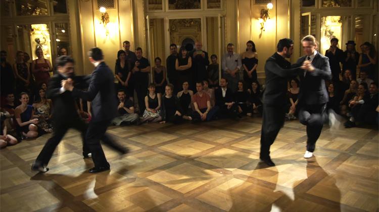 Maestros Galdi & Torelli and Ley & Almiron at Krakus Aires Tango Festival (2019)