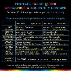 Festival invitation