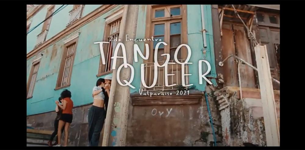 Tráiler: 2do Encuentro de Tango Queer Valparaíso 2021