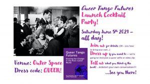 Copyright The Queer Tango Project