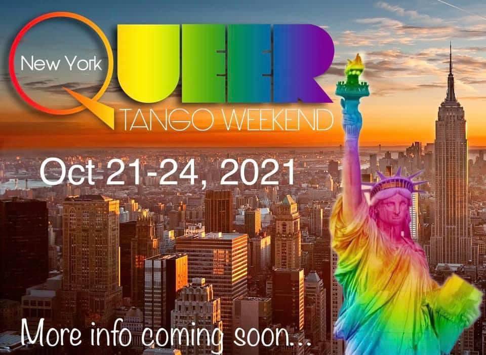 New York Queer Tango Weekend 2021