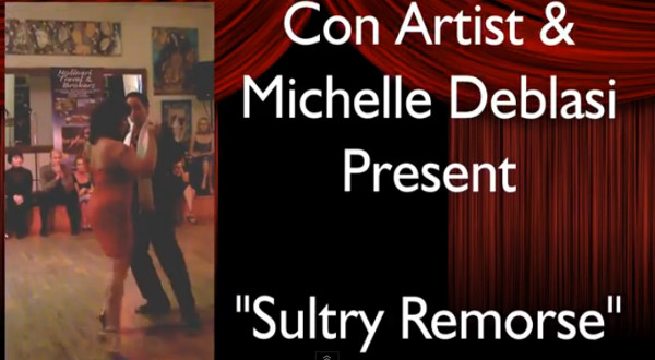 """Sultry Remorse"" by Con Artist and Michelle Deblasi"