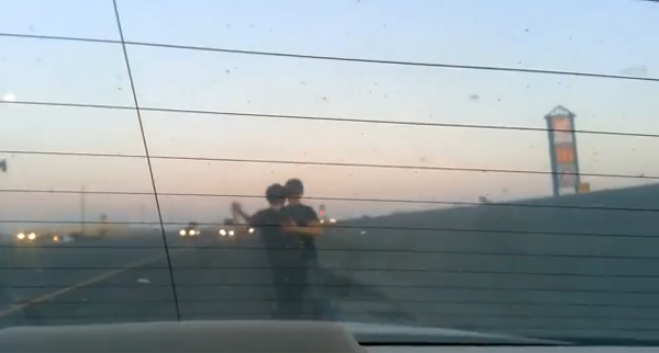 Tango On The Freeway