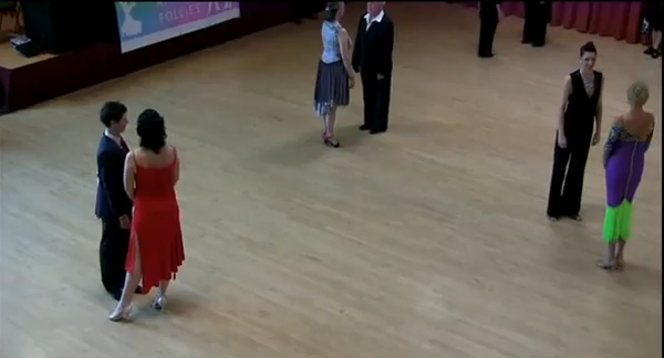 April Follies 2014 – US Same Sex Argentine Tango Championship