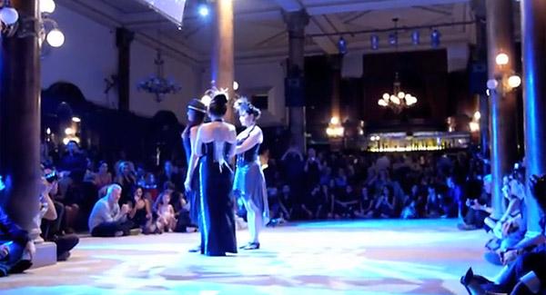 Tango Con*fusión Performs Escualo at CITA 2014