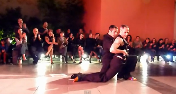 Augusto Balizano and Cristian Sanchez – Queer Tango
