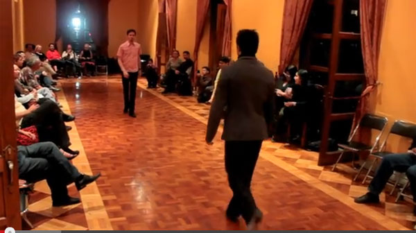 Carlos Blanco and Gonzalo Collazo – Milonga with open roles