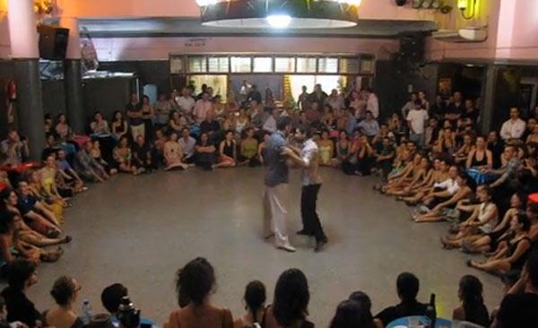 Octavio Fernandez and Andres Molina – Queer Tango