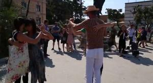 Queer Tango Flash Mob Venezia 2014