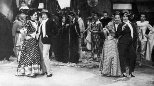 Garçonieres Singing and Dancing