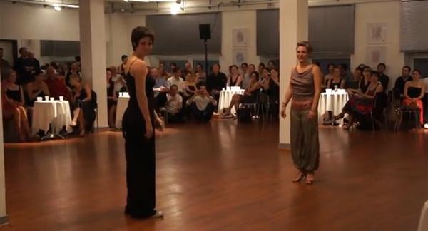 Maria and Lena Lamorelle