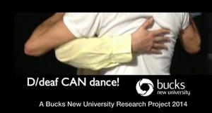 D/deaf CAN dance!