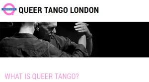 Queer Tango London