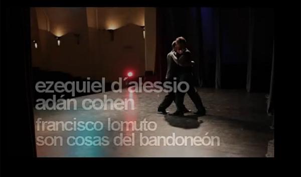 Ezequiel D'Alessio and Adán Cohen