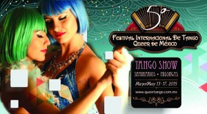 5 International Queer Tango Festival, Mecixo 2015