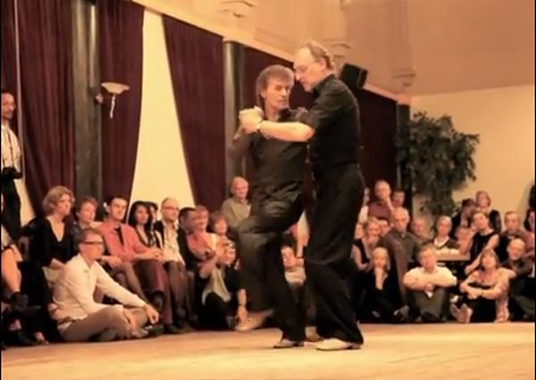 Andreas Jans and Tony Damen (2013)