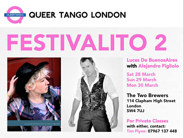 Festivalito 2 in London – March 2015