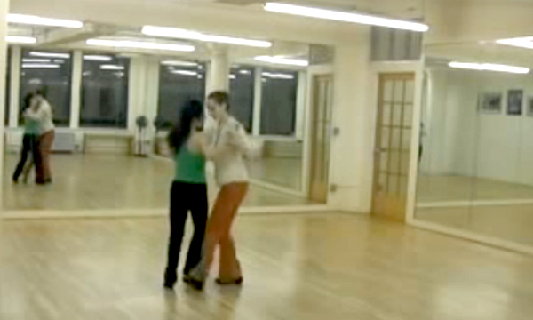 A Biagi Tango Lesson by Rebecca Shulman and Amy Zheng (2008)