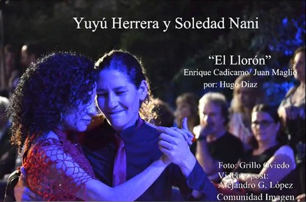Soledad and Yuyú Dance a Milonga (2014)