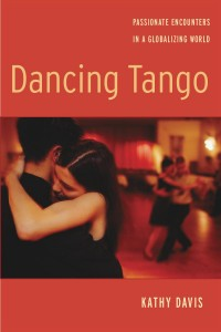 Kathy Davis 'Dancing Tango' cover