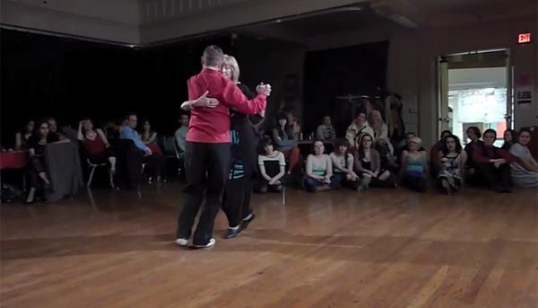 Astrid Weiske & Ana Maria Schapira – Queer Tango (2013).