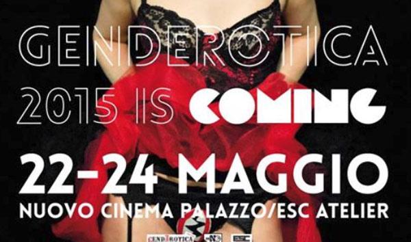 GendErotica 2015 poster