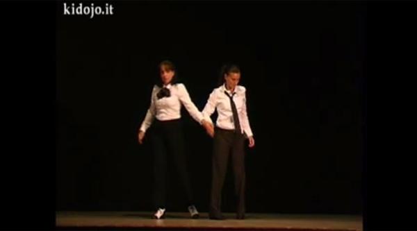 Tango de Salon Apilado: 'Tu o io'