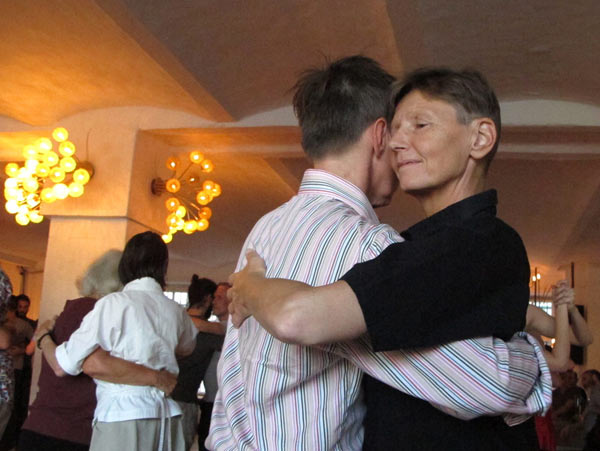Photos From The International Queer Tango Festival in Berlin 2015
