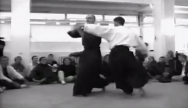 Harald Ross and Stefan – Tango versus Aikido (2007)