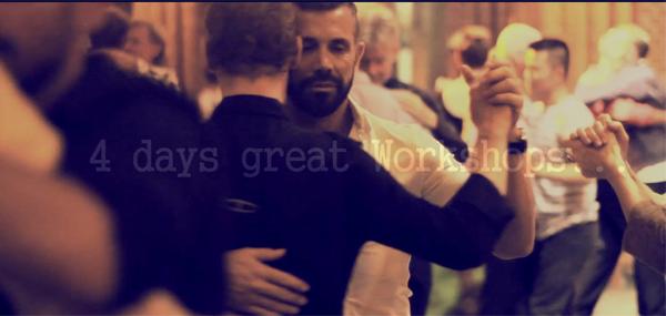 6. International Queer Tango Festival in Berlin