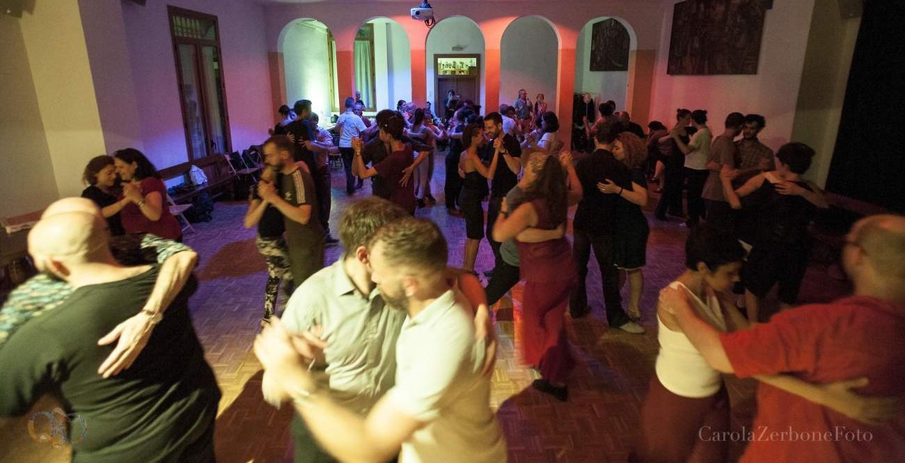 Crónica del Quilombo Queer Tango Festival