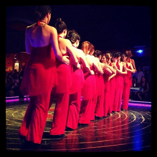 X Festival internacional de tango queer en Buenos Aires presenta Tango entre Mujeres