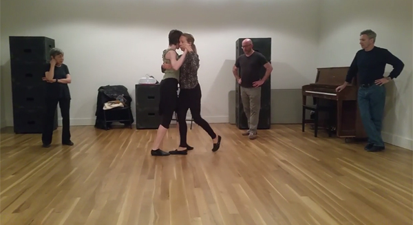 Tango workshop: Brigitta Winkler – Close Embrace: Coqueta