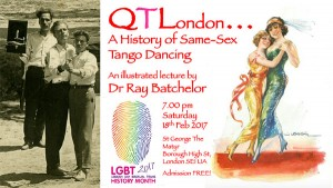 Invitation from QT London