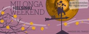 Helsinki Tango Weekend