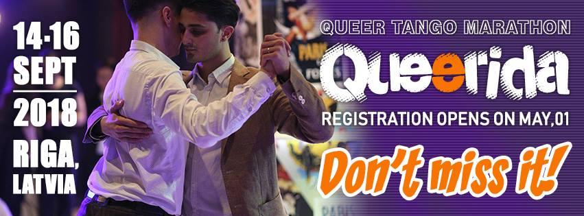 Queer Tango Marathon Queerida