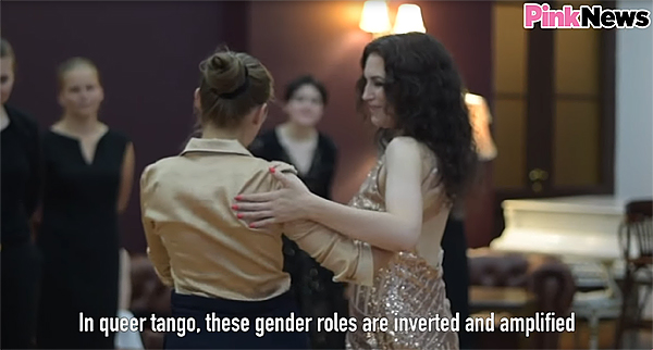 Inside Russia's LGBT dance festival: Queer tango in St. Petersburg