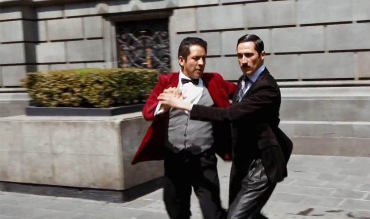 """Carlos Blanco y Rey Flores – """"Este es el rey"""""""