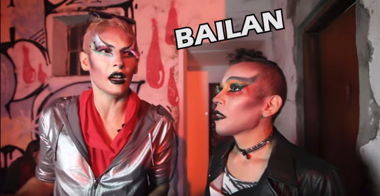 Tango Bardo con Juampy Ramirez y Daniel Arroyo Miranda – El Puntazo