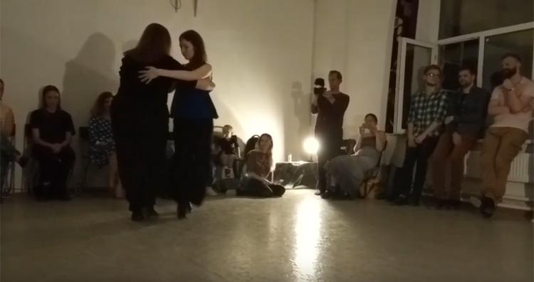 Alina Masaleva and Polina Freidenberger (2018)