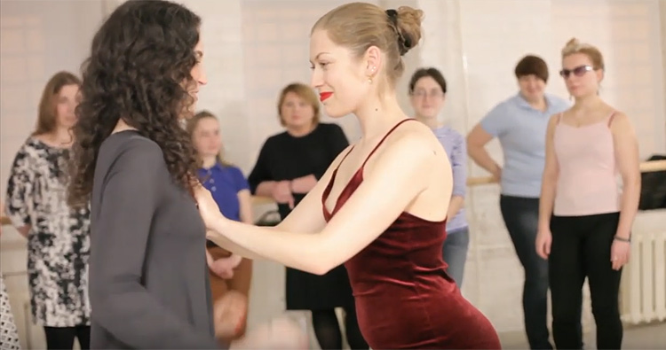 Queer Tango Open Lesson, Moscow