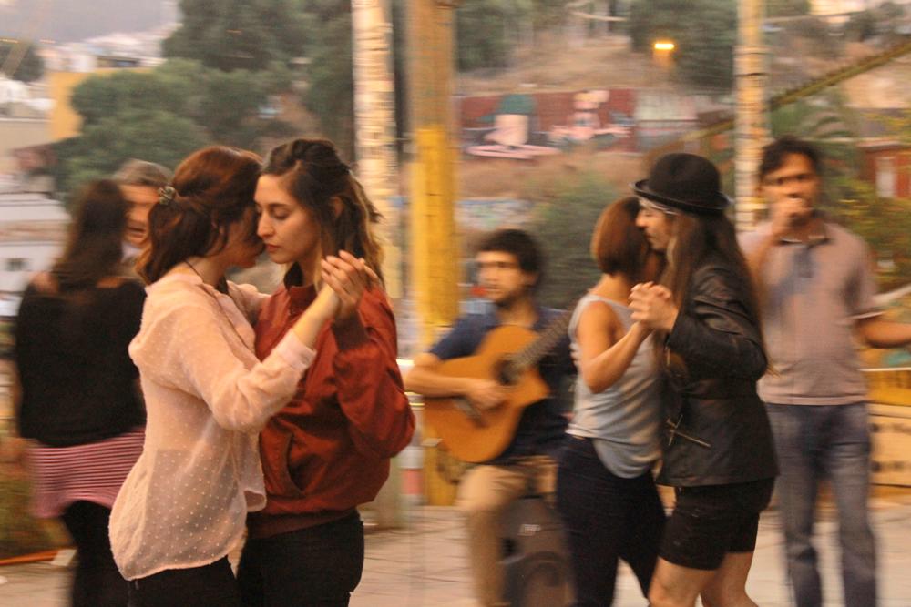 1° Encuentro Formativo Tango Queer Valparaíso