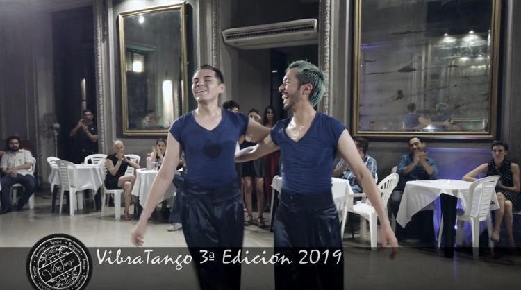 For The First Time Tango Queer in The North of Argentina