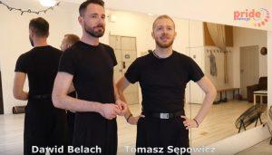 Dawid Belach and Tomasz Sepowicz