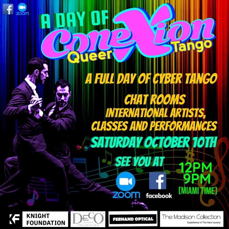 ConeXion Queer Tango Festival – Miami 2020