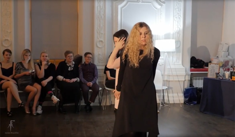 Daria Swan & Daria Haze – Tango Nuevo 'Together'