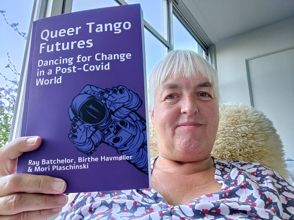 Queer Tango Futures – Paperback version of the book-available on Amazon