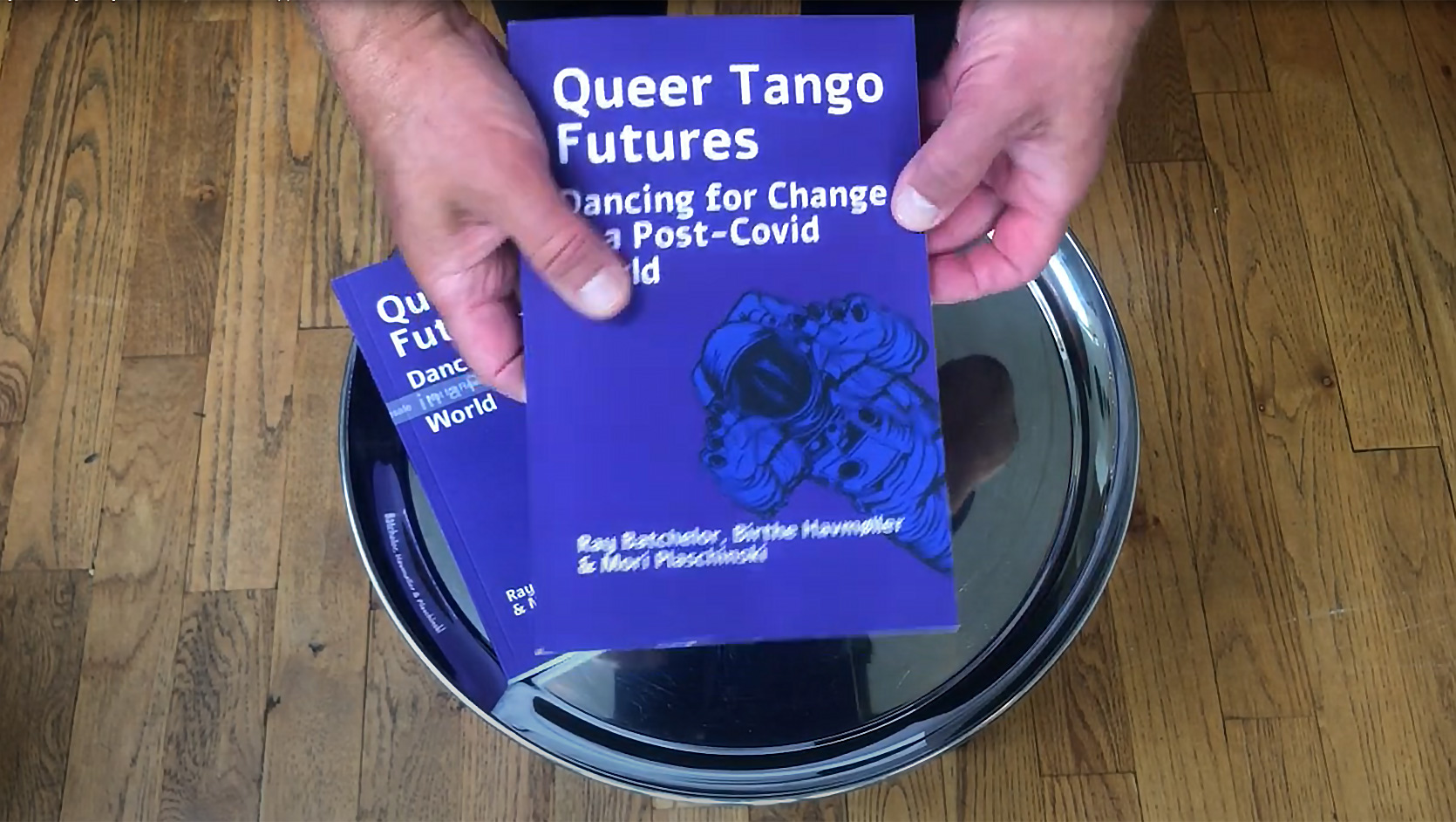 """""""Queer Tango Futures"""" – is now available as a """"REAL"""" book!"""